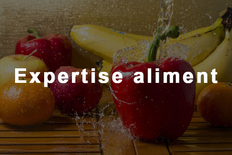 Expertise aliment